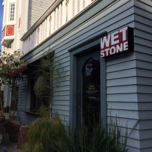Wet Stone's Unsuspecting Front Door
