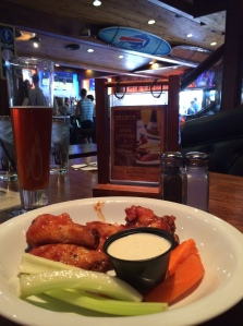 Wings and the Bills