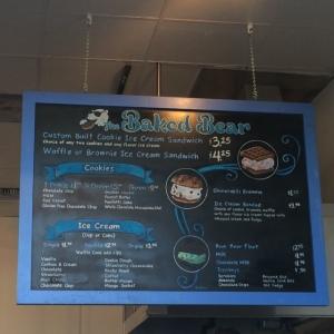 The heavenly menu