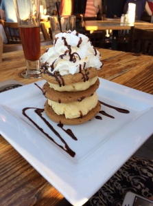Cookie tower-YUM!