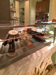 Dessert Bar at Wynn Buffet