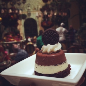 Oreo Cream Tarte