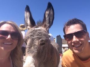 #burroselfie