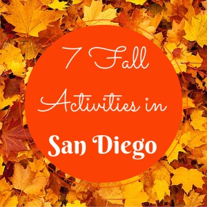 7 Fall Activities in San Diego (1)