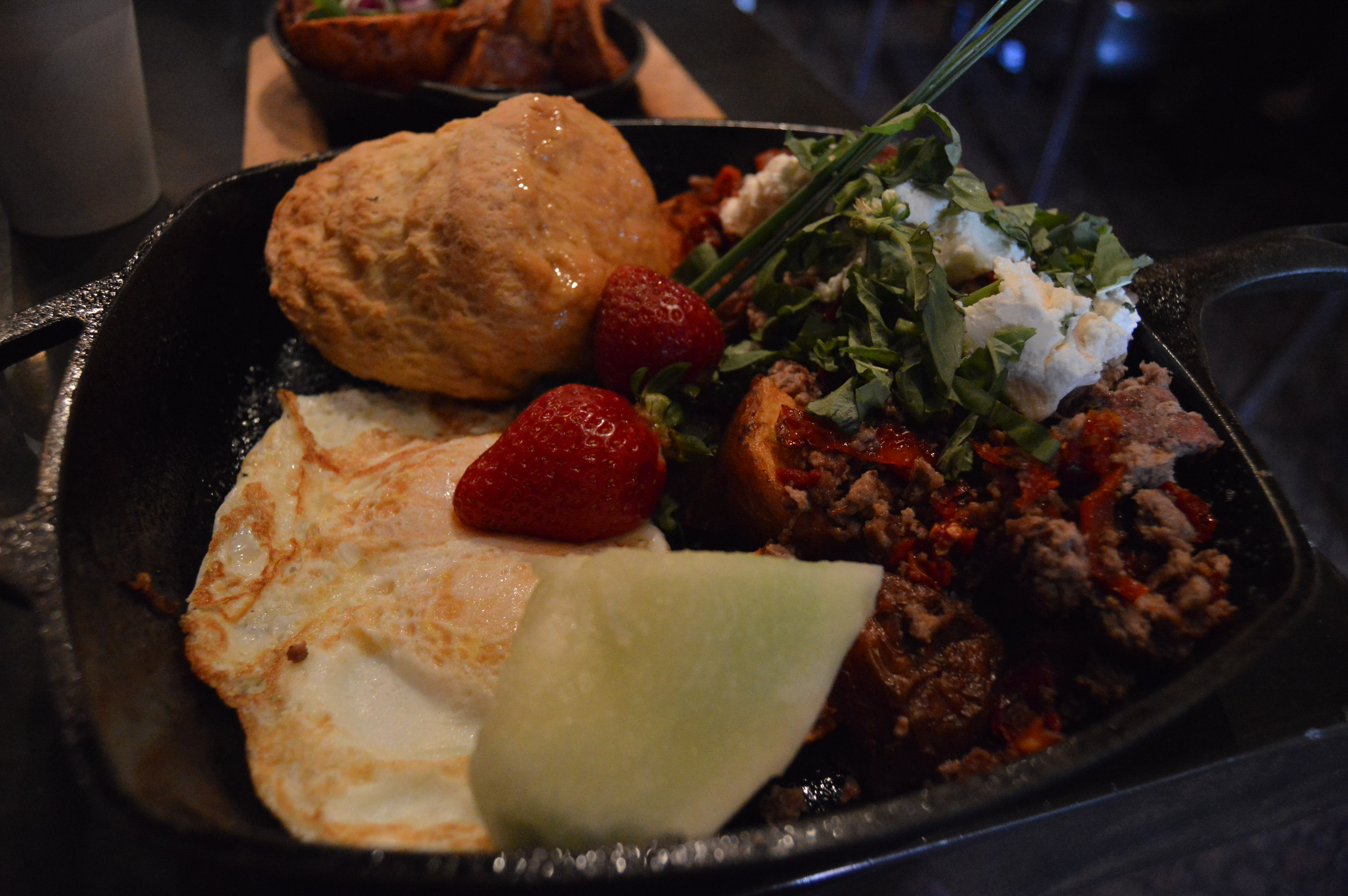 The Brunch at Tractor Room | SipSavorSeeSD
